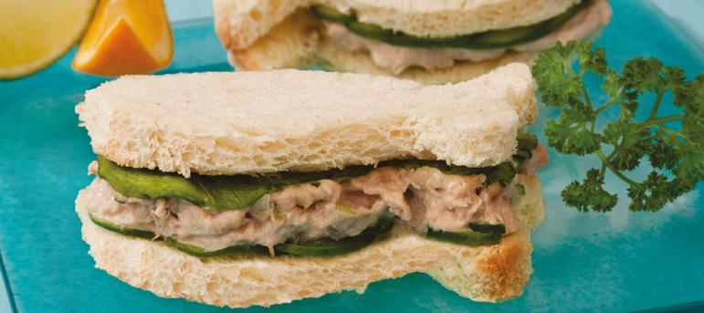 Рипчиња сендвичи