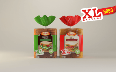 XL лебови на Жито Лукс со XL парчиња