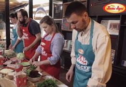 XL натпревар во готвење – категорија брзина